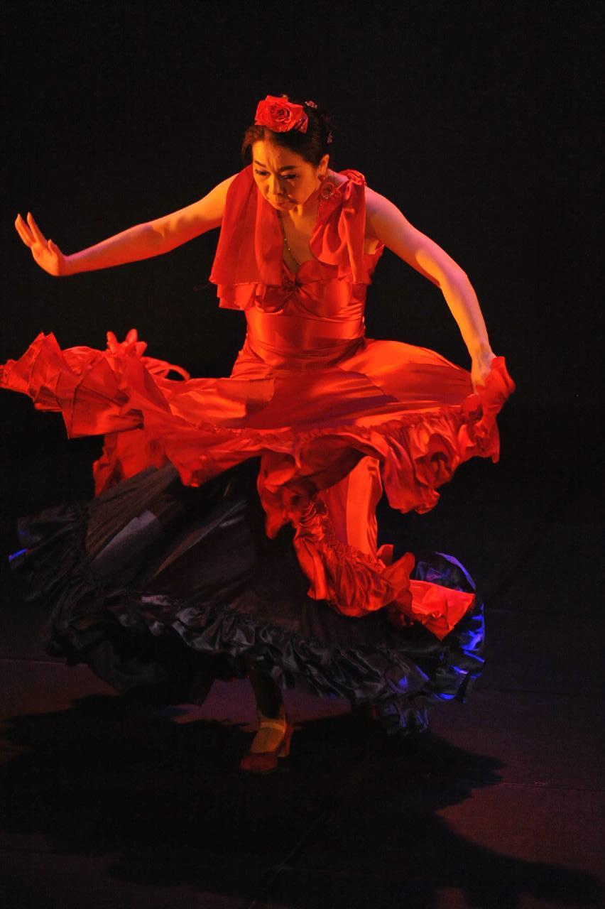 TAMAKIフラメンコ舞踊教室