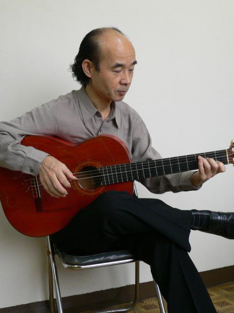 土橋フラメンコギターアカデミア