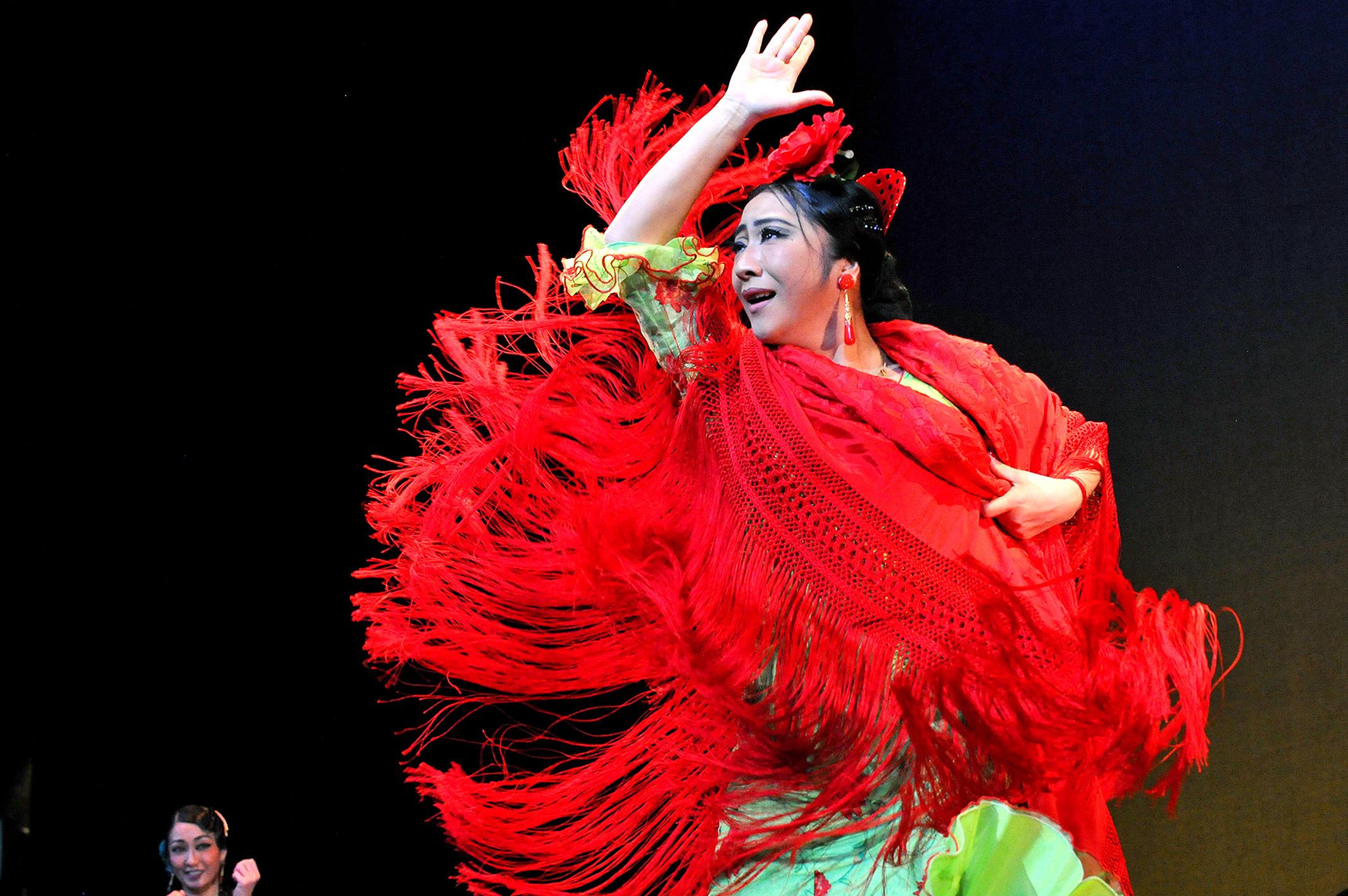 浅見純子 AJ-Flamenco COMPANY