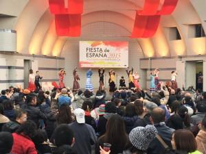 ステージ-フラメンコスペシャルライブ2
