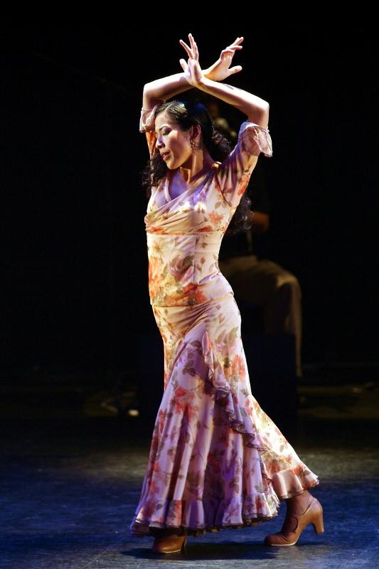 大塚香代フラメンコ舞踊教室 mejorana baile flamenco