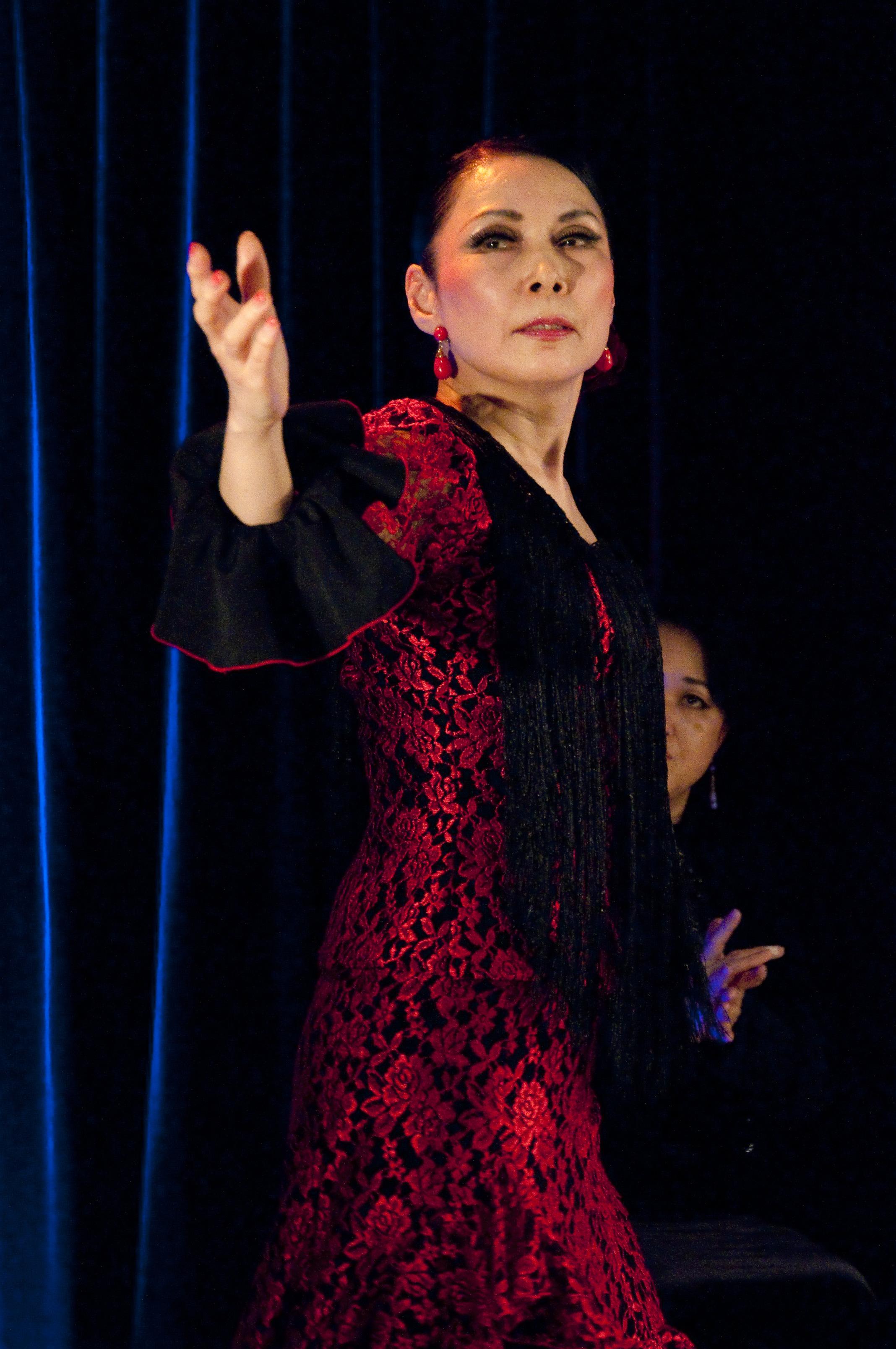 Luna flamenco教室